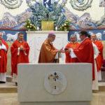 В Саратове освятили новый алтарь