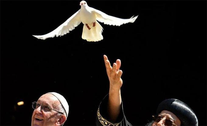 Папа Франциск и лидеры Восточных Церквей провели встречу в Бари