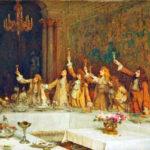 Французский классический обед, как «религиозная» церемония