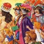 Богословие в сказках: танец семи покровов