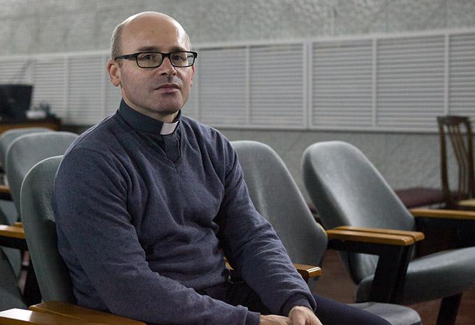 о. Александр Деппершмидт: «Мы должны знать, как реагировать на вызовы нашего времени»