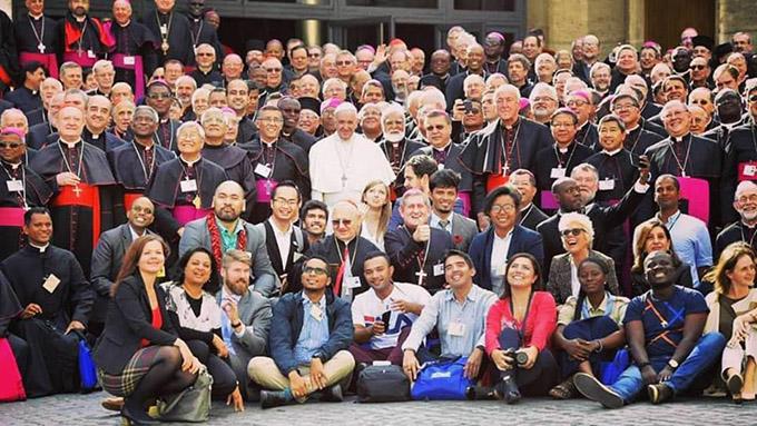 12 ноября — встреча с Архиепископом Павлом Пецци и Оксаной Пименовой об итогах Синода