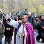 Фото: Процессия на День всех усопших в Москве