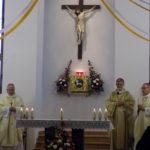В Марксе отпраздновали 25-летие освящения храма
