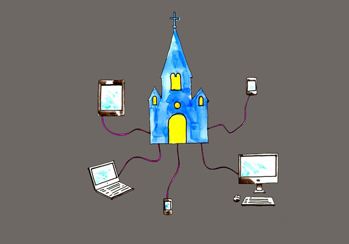 Рускатолик Podcast: Церковь в цифровом пространстве