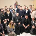 Архиепископ Павел Пецци – молодёжи: «Призвание – это значит, что Бог тебя любит»