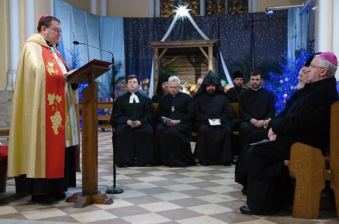 Молитва о единстве христиан в Москве: «Искать можно только то, чего мы действительно желаем»