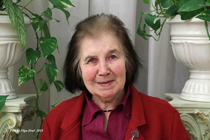 Елена Сморгунова: «Очень важно собирать воспоминания»