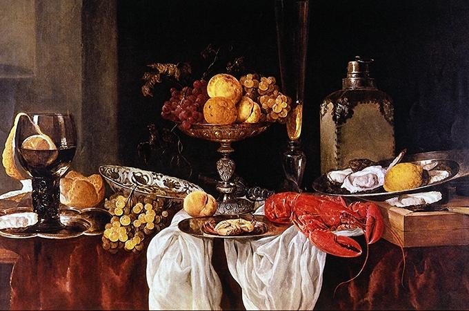 Французский классический обед, как «религиозная» церемония. Часть 2