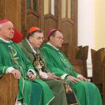 Фото: Месса под предстоятельством кардинала Курта Коха в Москве