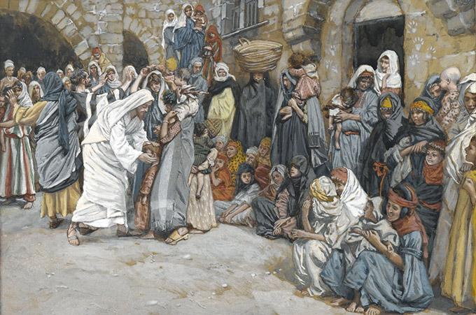 Катехизис об «Отче наш»: 3. В центре Нагорной проповеди
