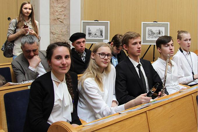 Католический ансамбль «Крипта» принял участие в VI Московском межконфессиональном марафоне
