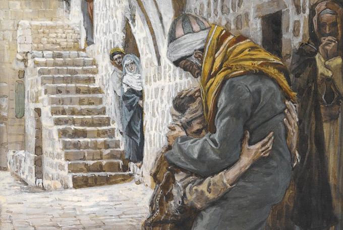 Катехизис об «Отче наш»: 5. Авва, Отче!