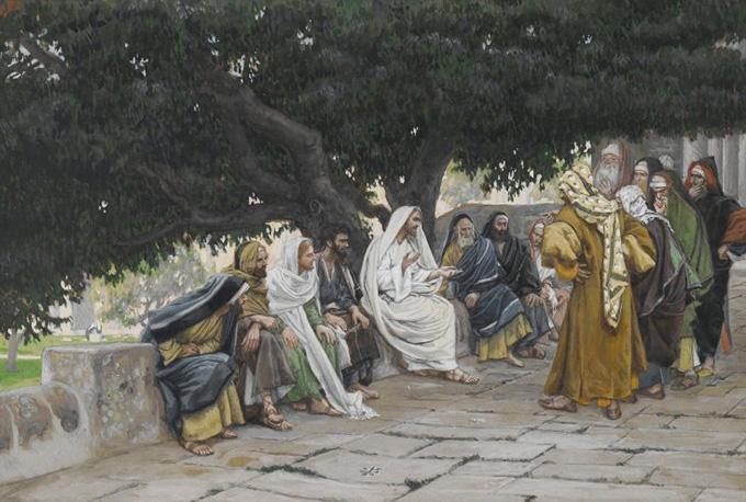 Катехизис об «Отче наш»: 4. Стучитесь — и будет отворено вам