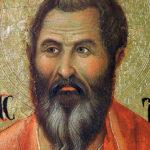 14 мая — св. Апостол Матфий