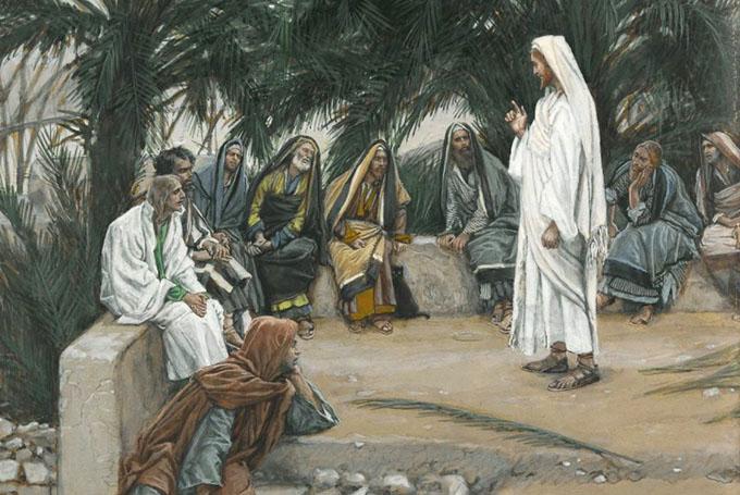 Катехизис об «Отче наш»: 8. Да святится имя Твоё