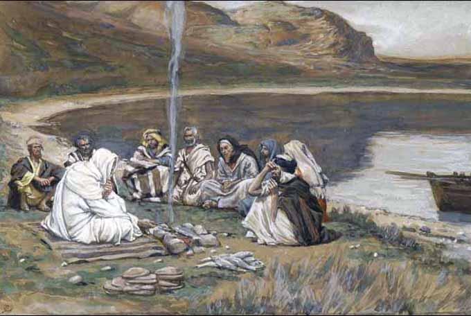 Катехизис об «Отче наш»: 11. Хлеб наш насущный дай нам на сей день