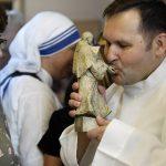 Фото: торжество в честь св. Антония в Москве