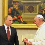 Папа встретится с президентом РФ