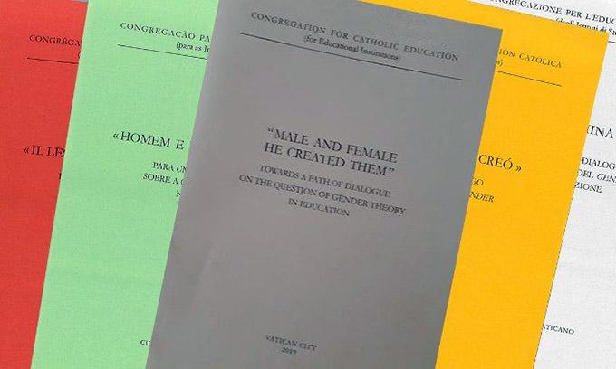 Св. Престол издал документ о гендерных исследованиях