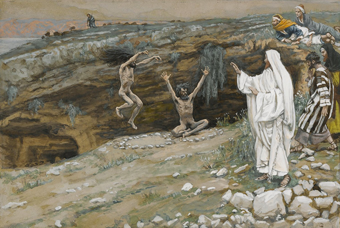 Катехизис об «Отче наш»: 15. Но избавь нас от лукавого
