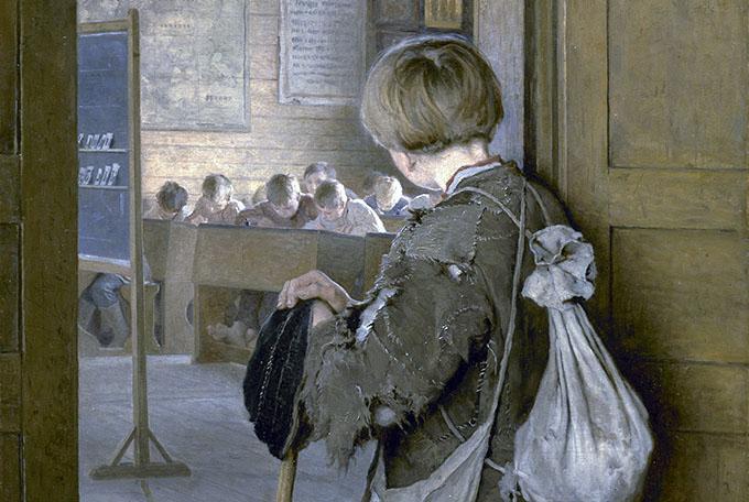 История школы: замечание на полях
