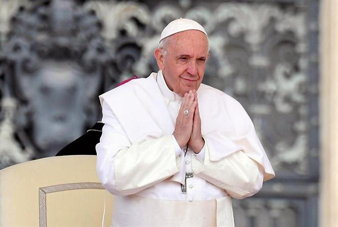 Сколько зарабатывает Папа Франциск?