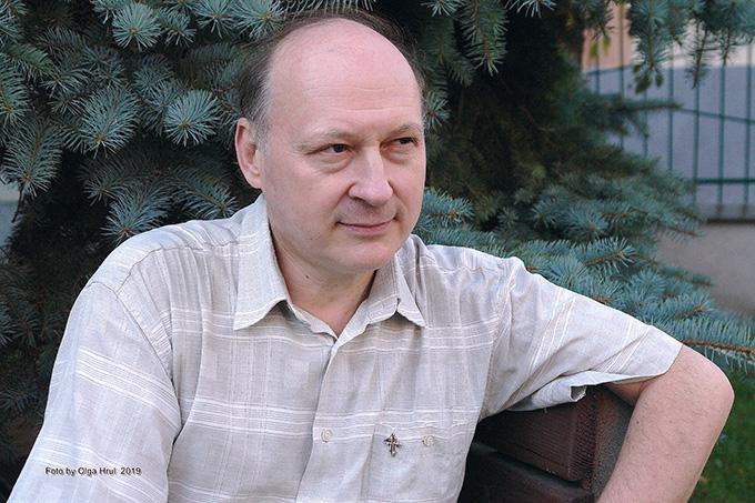 Евгений Крашенинников: «Без Церкви жизнь была бы не жизнью»