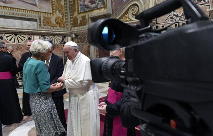 Папа Франциск: «Коммуникация — это миссия Церкви»