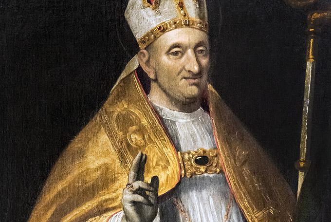 Житие св. Герарда Венгерского, епископа и мученика
