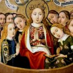 Св. Урсула и 11000 святых дев