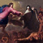 Св. Тереза Авильская и видения ада