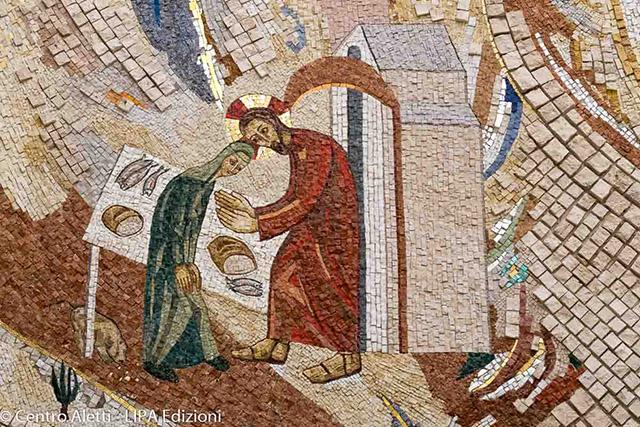 Искусство как форма богословия: мозаики Марко Рупника 10