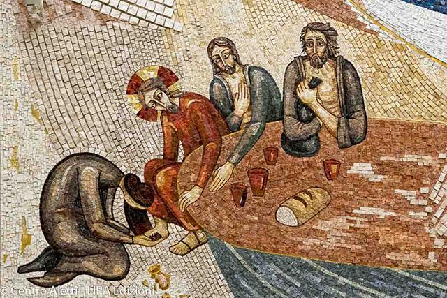 Искусство как форма богословия: мозаики Марко Рупника 11