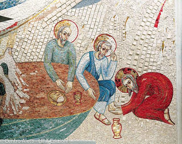 Искусство как форма богословия: мозаики Марко Рупника 12