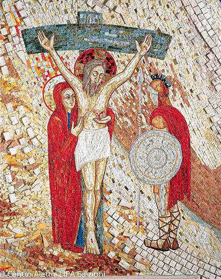 Искусство как форма богословия: мозаики Марко Рупника 13