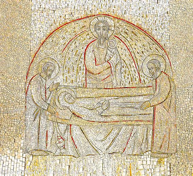 Искусство как форма богословия: мозаики Марко Рупника 15