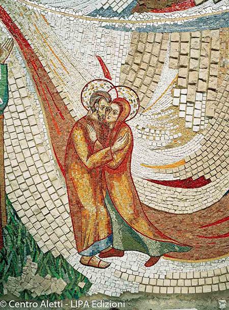 Искусство как форма богословия: мозаики Марко Рупника 17