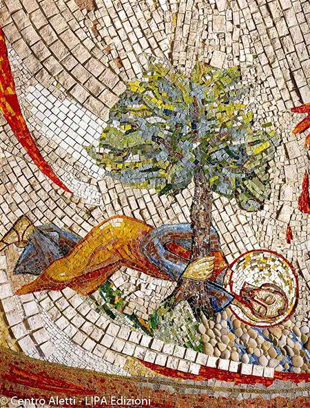 Искусство как форма богословия: мозаики Марко Рупника 19