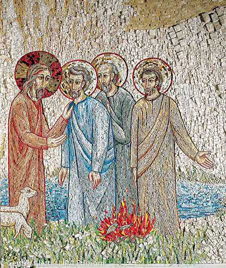 Искусство как форма богословия: мозаики Марко Рупника 20
