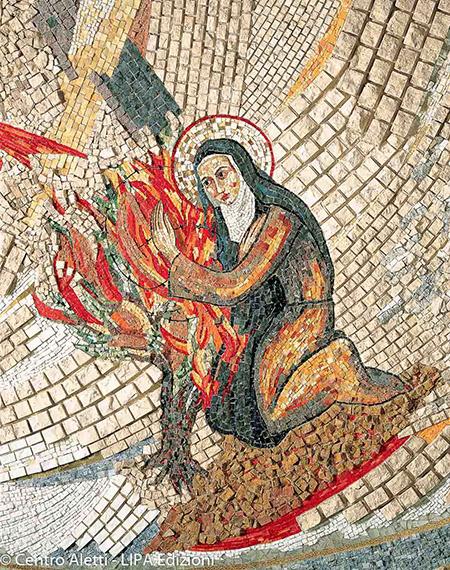 Искусство как форма богословия: мозаики Марко Рупника 21
