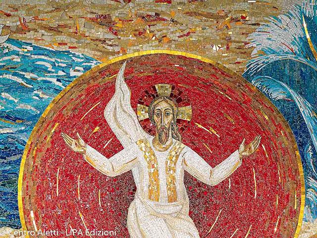 Искусство как форма богословия: мозаики Марко Рупника 24