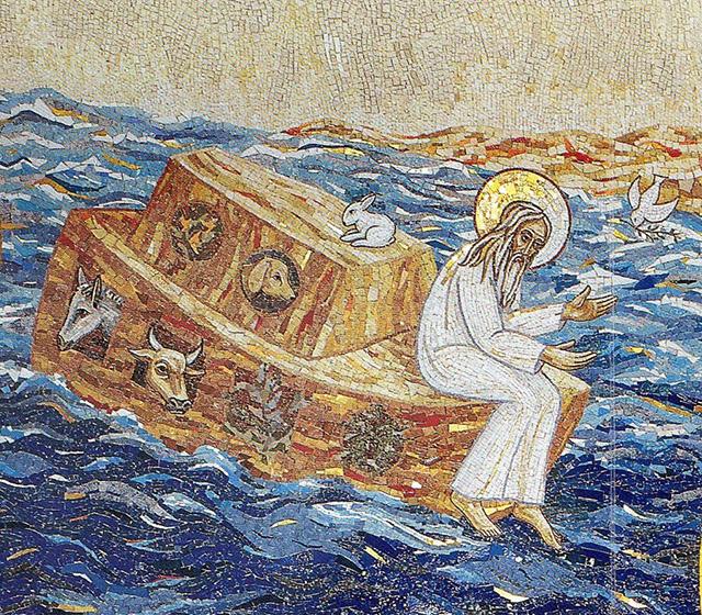 Искусство как форма богословия: мозаики Марко Рупника 25