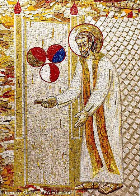 Искусство как форма богословия: мозаики Марко Рупника 28