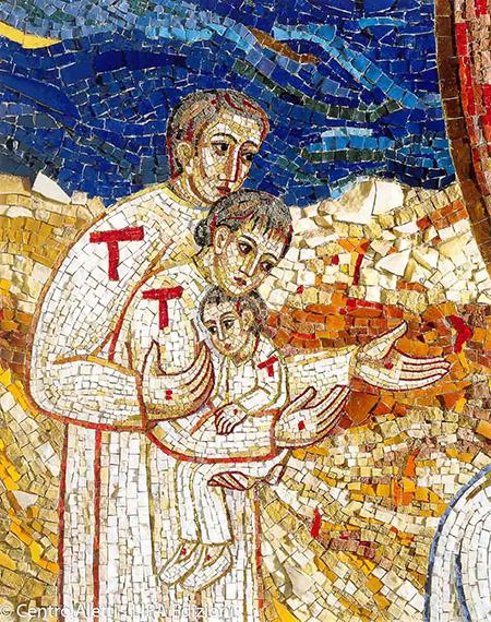 Искусство как форма богословия: мозаики Марко Рупника 29
