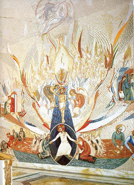 Искусство как форма богословия: мозаики Марко Рупника 3