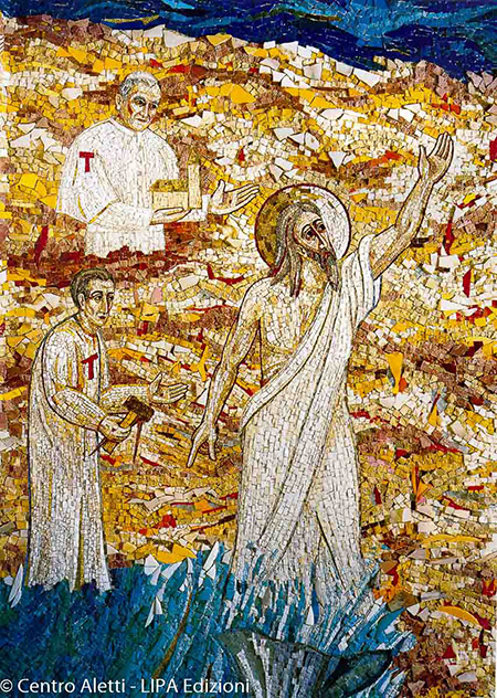 Искусство как форма богословия: мозаики Марко Рупника 30