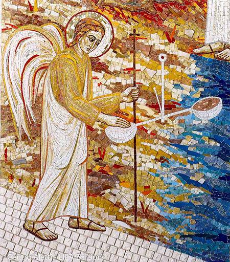 Искусство как форма богословия: мозаики Марко Рупника 31