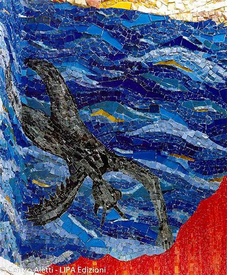 Искусство как форма богословия: мозаики Марко Рупника 32