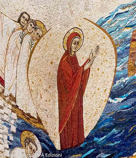 Искусство как форма богословия: мозаики Марко Рупника 33